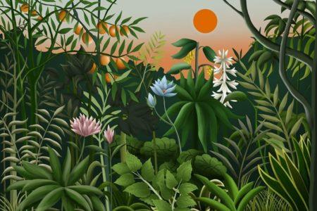 Ducha selva