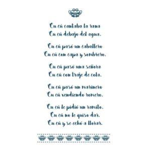 Vinilos para beb s decoraci n infantil canciones de cuna wit lab - Canciones de cuna en catalan ...