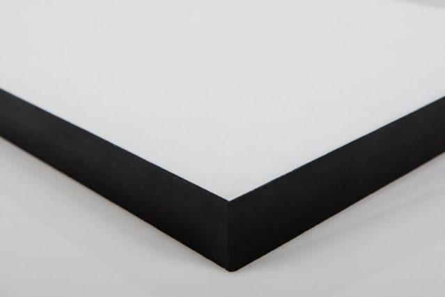 Panel ligero de 24 mm