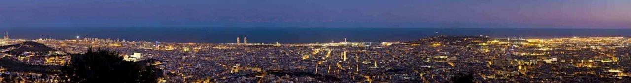 Skyline Barcelona foto 4