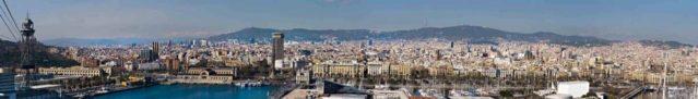 Skyline Barcelona foto 5
