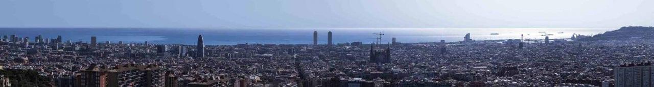 Skyline Barcelona foto 3
