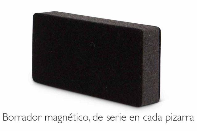 Borrador magnético de serie