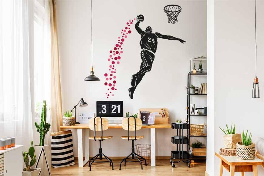 Vinilo basket