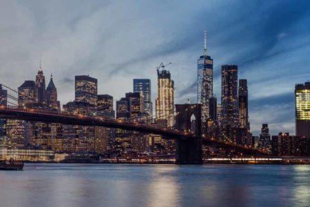 Skyline de Manhattan, ideal para la decoración de viviendas y oficinas