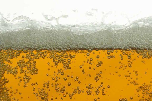 Cerveza para decorar