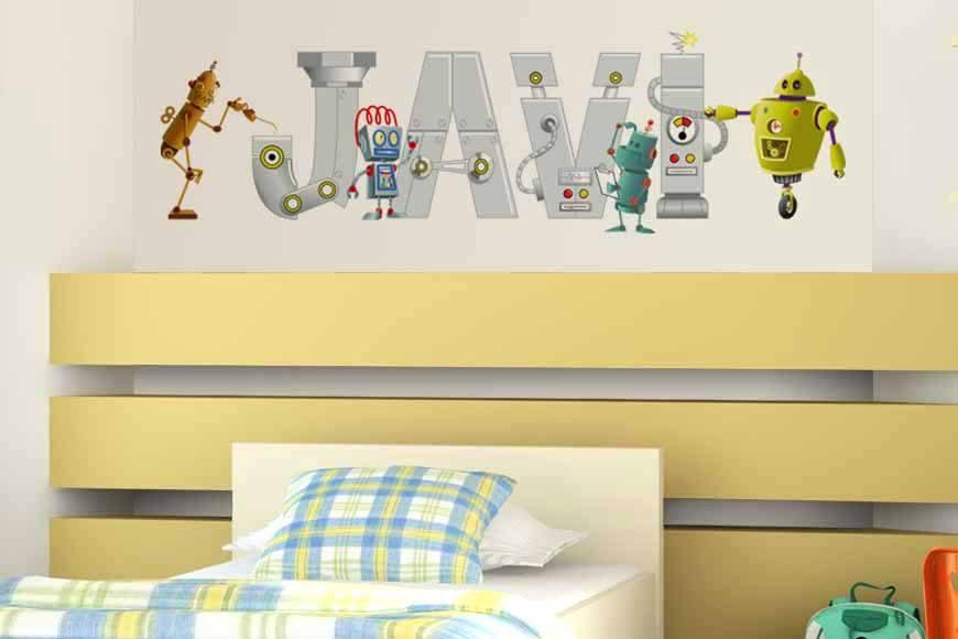 Robots que escriben