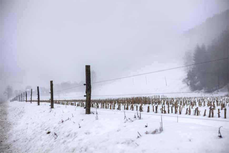 Nieve y profundidad