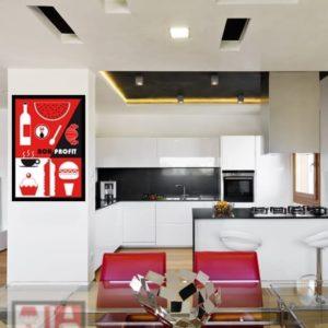 Cocina vinilos decora la cocina gastronom a wit lab for Bauhaus vinilos decorativos