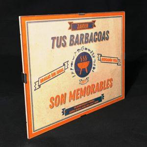 Diploma Barbacoa