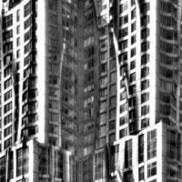 El rascacielos de Gehry