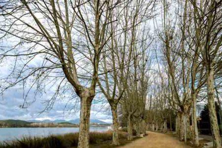 Paseo en Banyoles