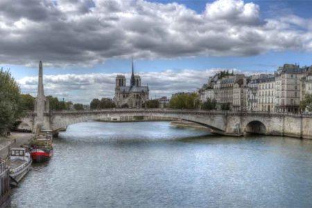 París, Nôtre Dame