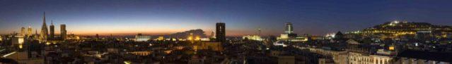Skyline Barcelona foto 6