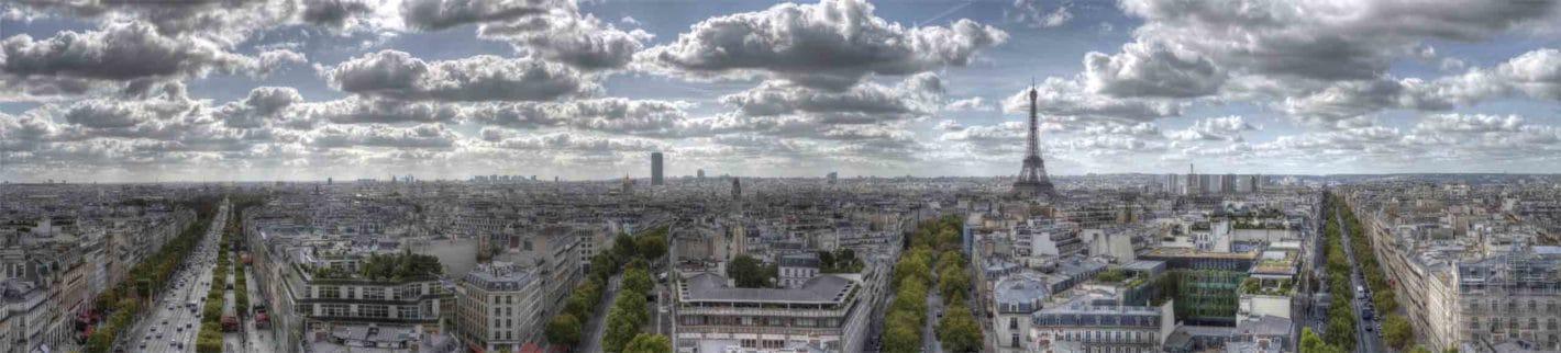 Skyline de París