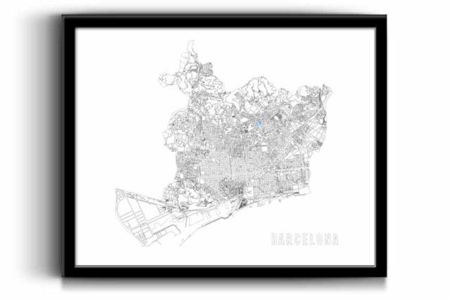 Cuadro de Barcelona