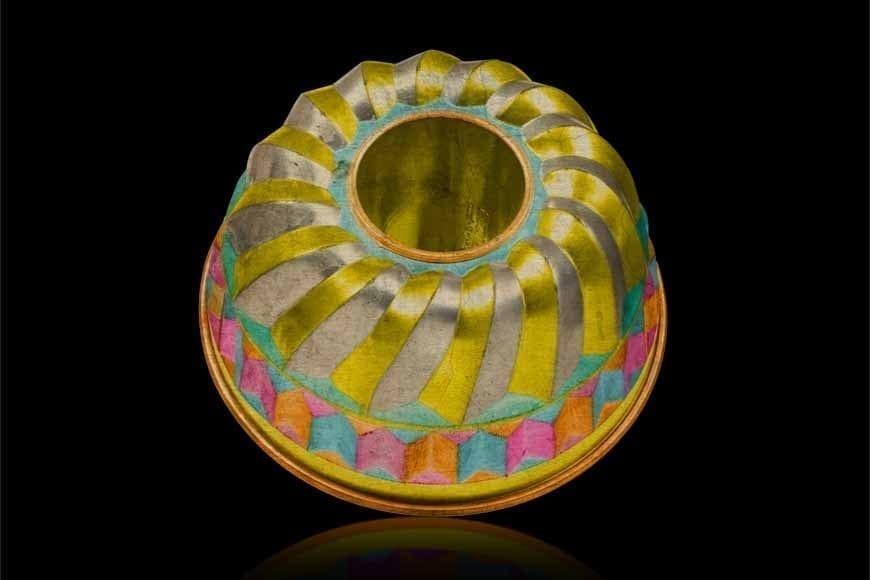 Molde de pastelería