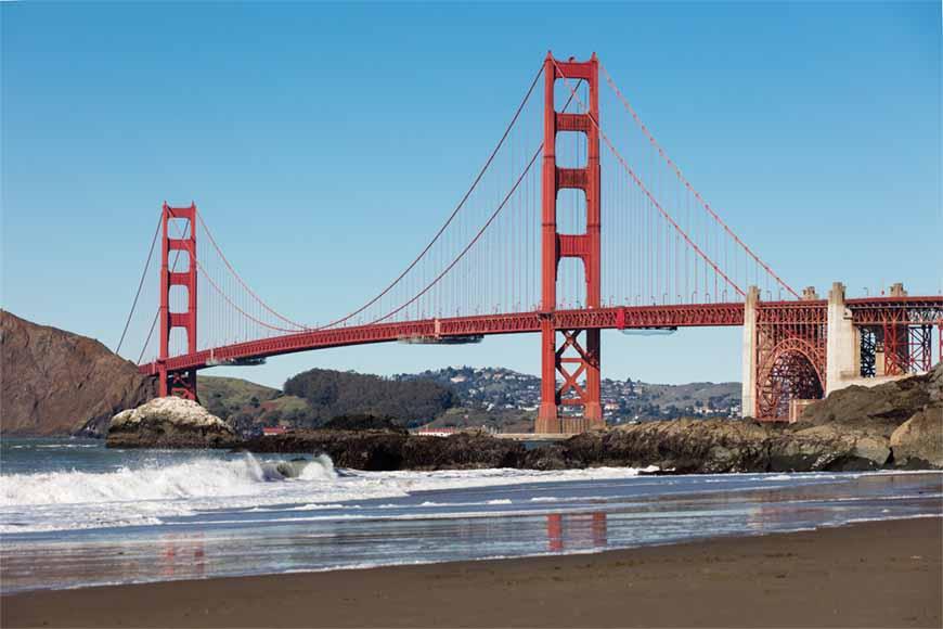 Foto del Golden Gate