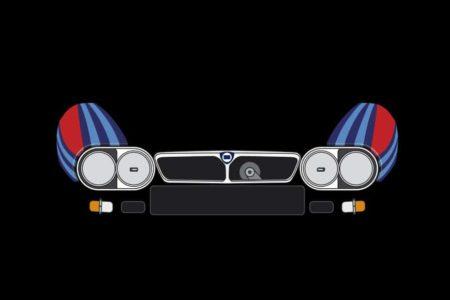 Lancia 037 frontal