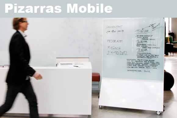 Pizarras mobile
