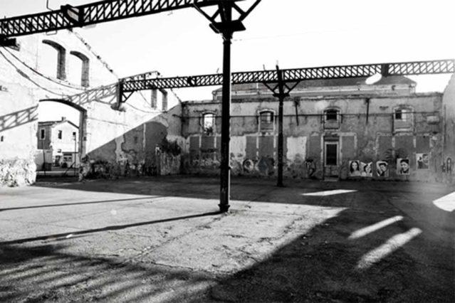 Nave en Arles