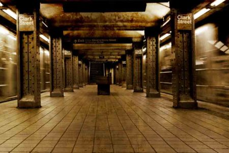Metro Clark St