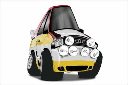 Audi Quattro GrB