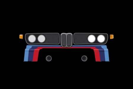 BMW 3.0 CLS frontal