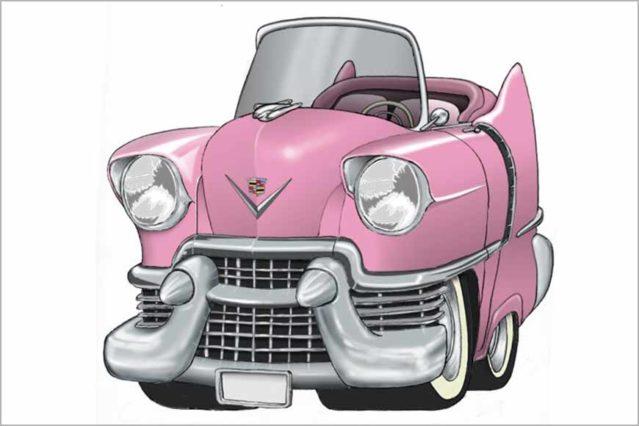 Cadillac Eldorado 1954