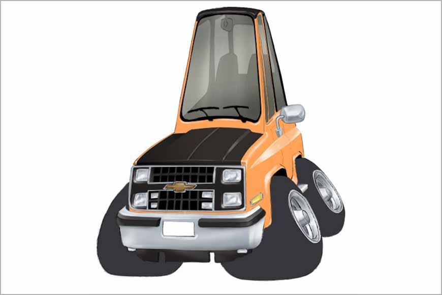 Chevrolet Blazer 86