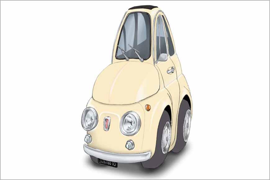 Fiat Cinquecento 1950