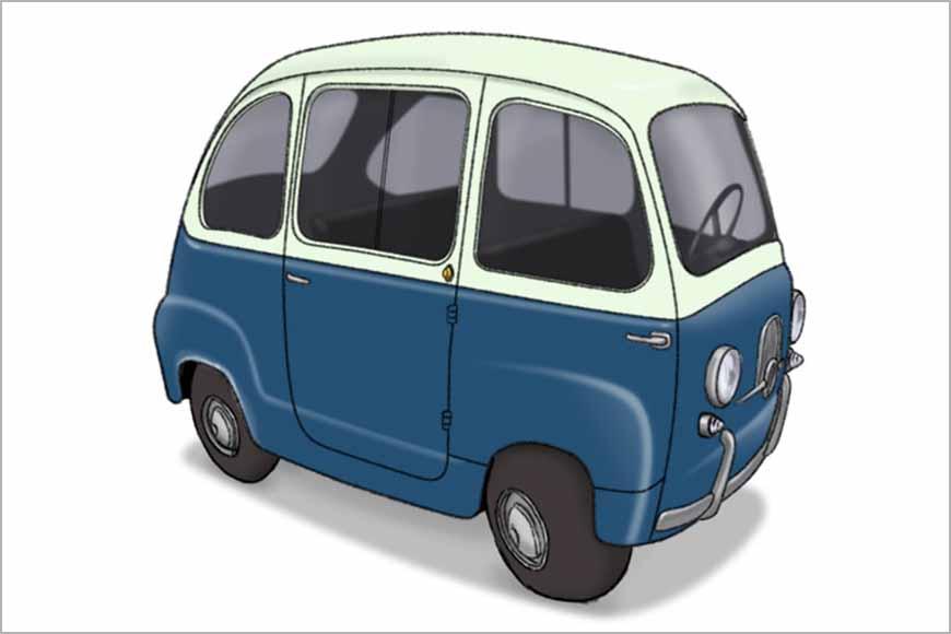Fiat Multipla Piccolo