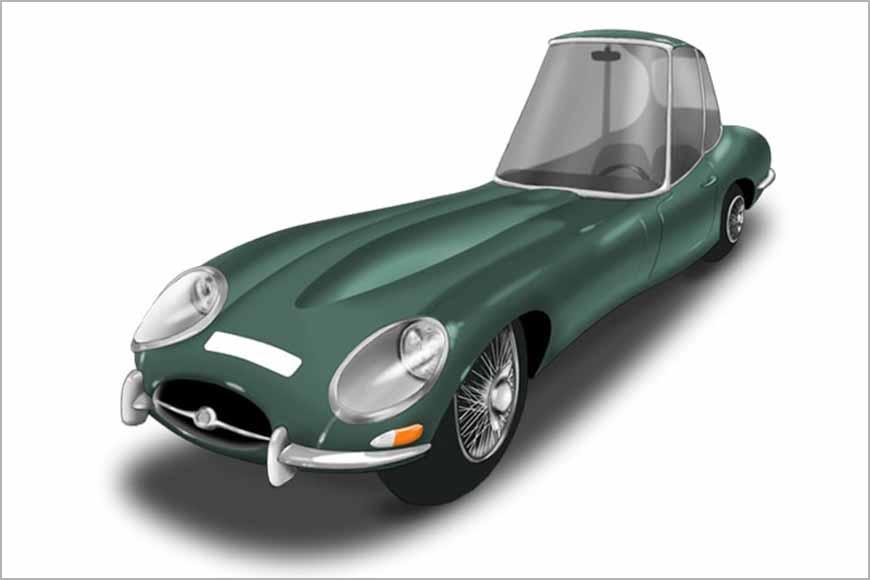 Jaguar e Coupe