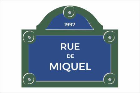 Placa de París