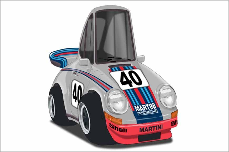 Porsche 911 carrera RS2 7