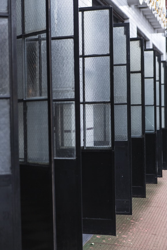Fotografía de puertas con encanto en Nueva York