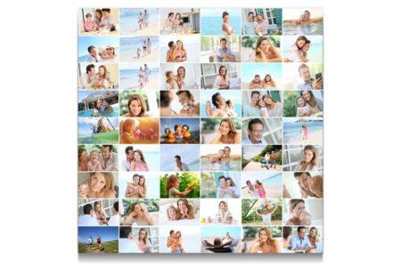 Collage de gran formato