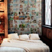 Collage de gran formato rectangular