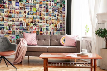 Vinilo Collage XL