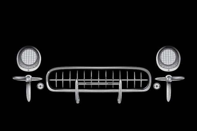 Corvette C1 frontal
