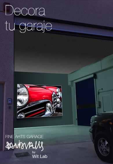 Decoración garajes