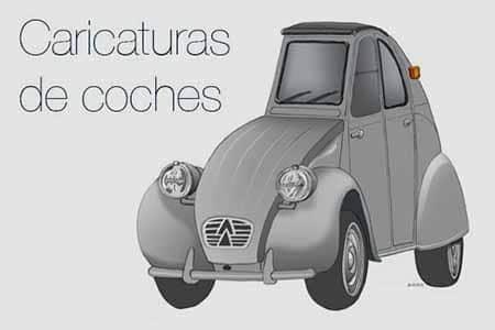 Caricaturas de coches
