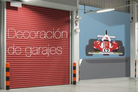 Decoración de garajes